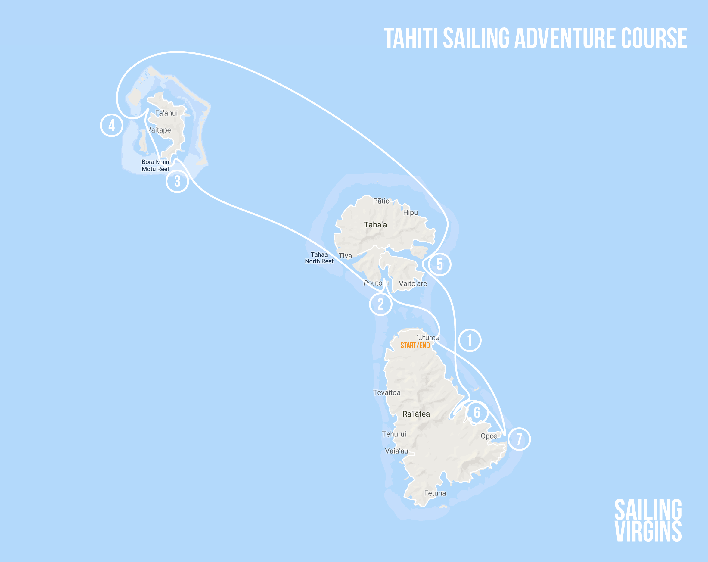 tahiti route french polynesia